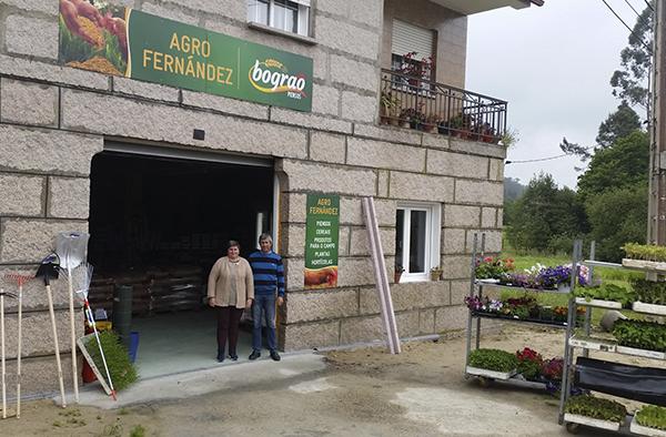 Agro Fernández - Piensos Bograo