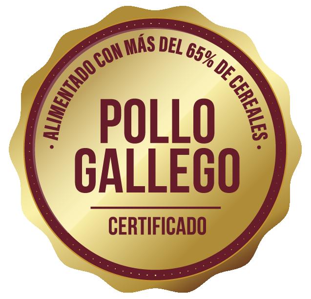 Pollo certificado gallego